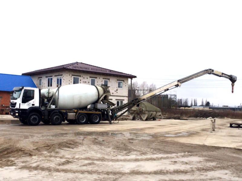 Купить бетон с доставкой калининград регламент на приготовление бетонной смеси